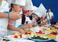 Niños y alimentación sana