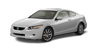 2010 Honda Accord Coupe  EX-L V-6 6-Spd MT