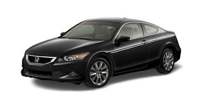 2010 Honda Accord Coupe  EX-L V-6 6-Spd MT w/ Navigation System