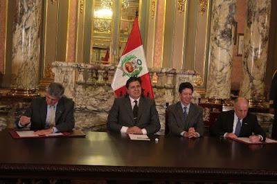 Primera Planta petroquimica del Peru
