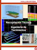 Ingeniería de Yacimiento por Halliburton