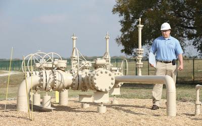 Tuberias de gas natural
