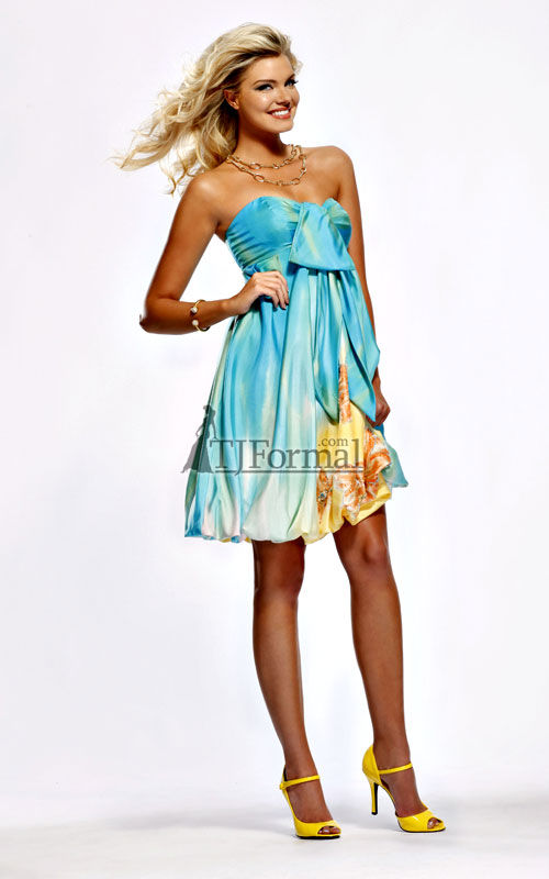 Semi Formal Dresses Urban Planet 55