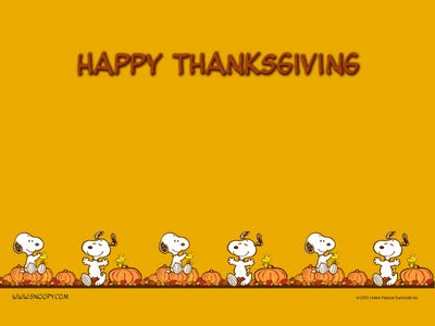 Thanksgiving Wallpaper on Snoopy Spring Wallpaper   Www