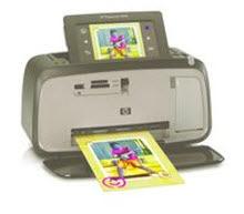 HP Photosmart TouchSmart