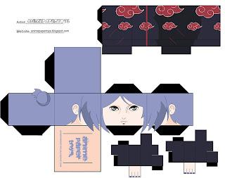 Konan Papercraft