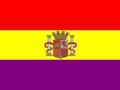 Bandera de la II República