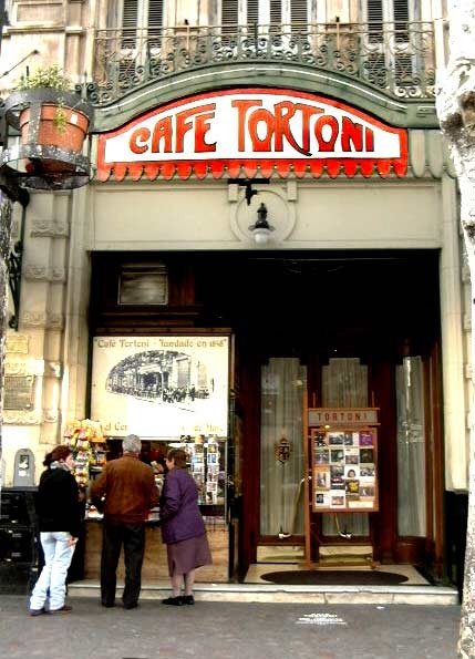 Pedido Cafe-tortoni