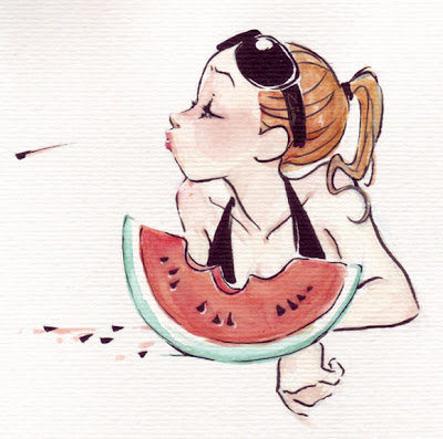 Chhuy-Ing IA watermelon spit