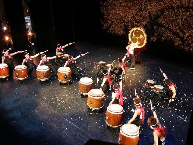 tamagawa taiko drum