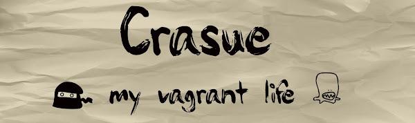 """""""Crasue"""" Mis pensamientos,versos y locuras"""""""