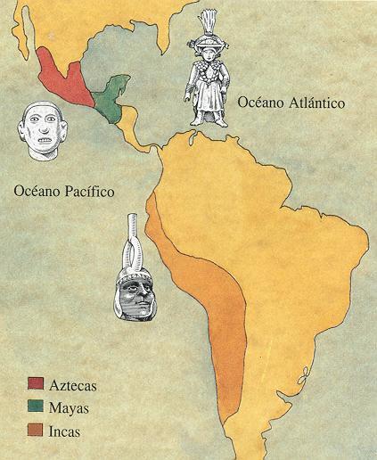 geografia azteca: