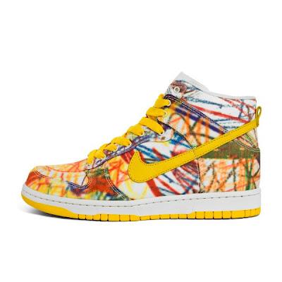 Zapatillas Nike Dunk High Premium QS, edición limitada.