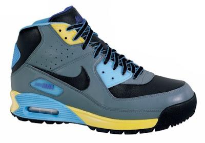 zapatillas nike air max 90 bota  foto imagen