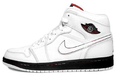 Los colores representativos de Mexico son el tema de este modelo de Nike Air Jordan I