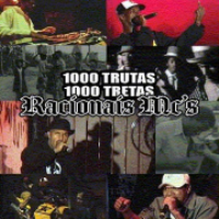 CD Racionais MC´s   1000 Trutas 1000 Tretas