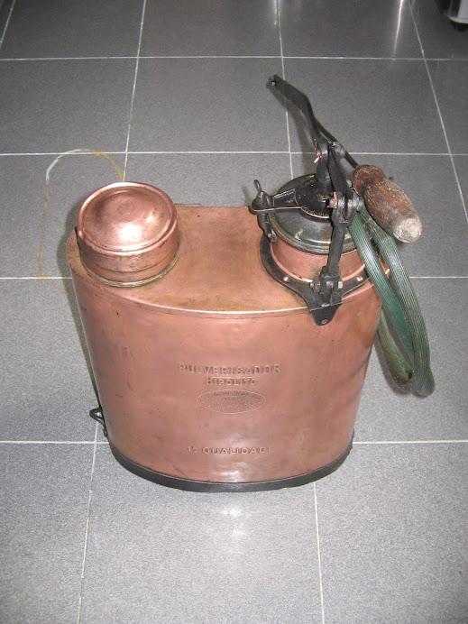 sulfatador em cobre