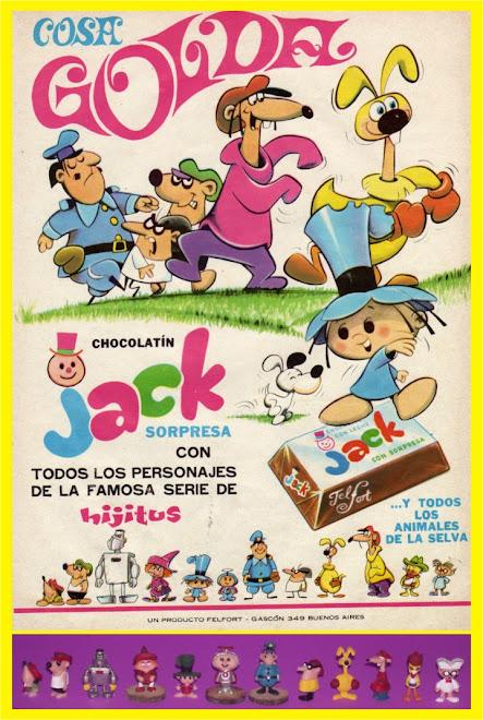 "CATALOGO ""JACK""  DE 1967"