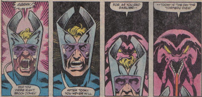 The Skrulls might suck, but they never sucked a guy's brains out through a proboscis.
