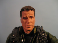 Better sculpting, or furrowed brow in worry over his career?