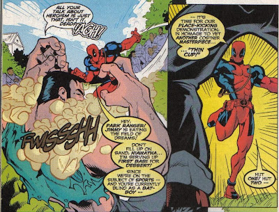 Am I a bad person for wanting to see Deadpool punt Warpath out of his book?