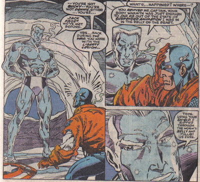 Iceman's dad would go to epic lengths to avoid child care payments.
