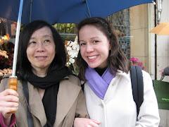 Viva La France Vaca with Mom!