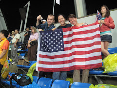 USA vs Japan Softball Game