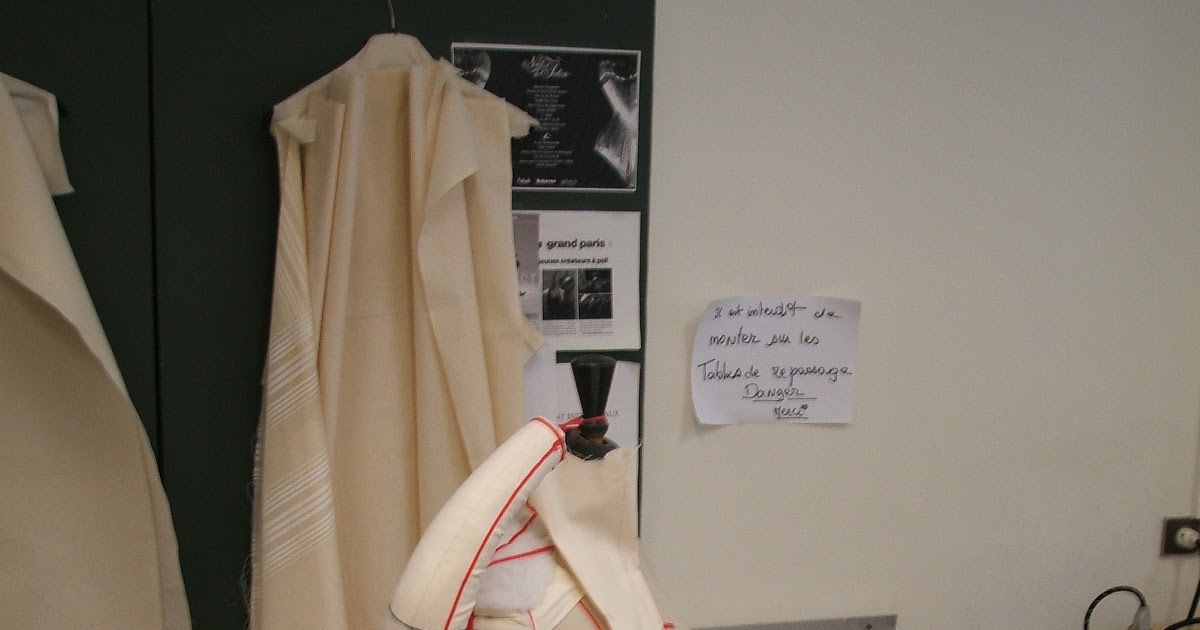 Fashion i e my life ecole de la chambre syndicale de for Chambre de la couture parisienne