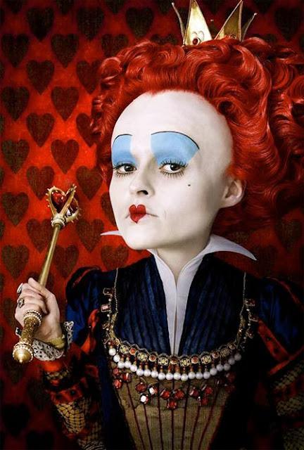 the red queen alice in wonderland 2010