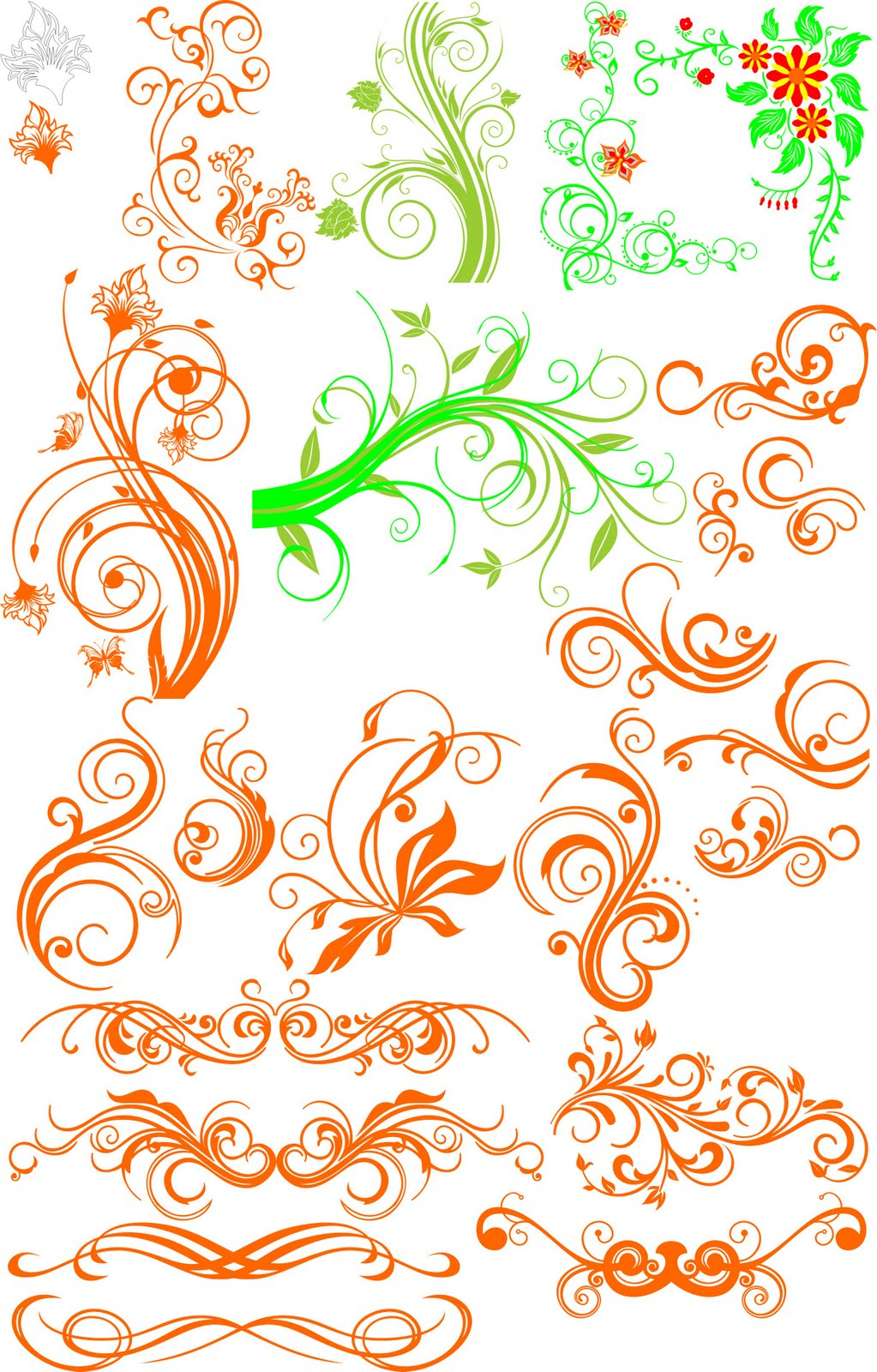ornament corel