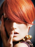 un color de pelo