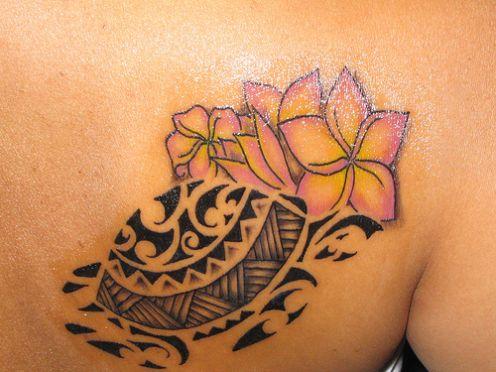 Polynesian Tribal Tattoo