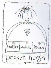 hugs and kisses coloring pages - photo#22