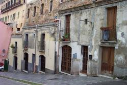 Cagliari, un carrer
