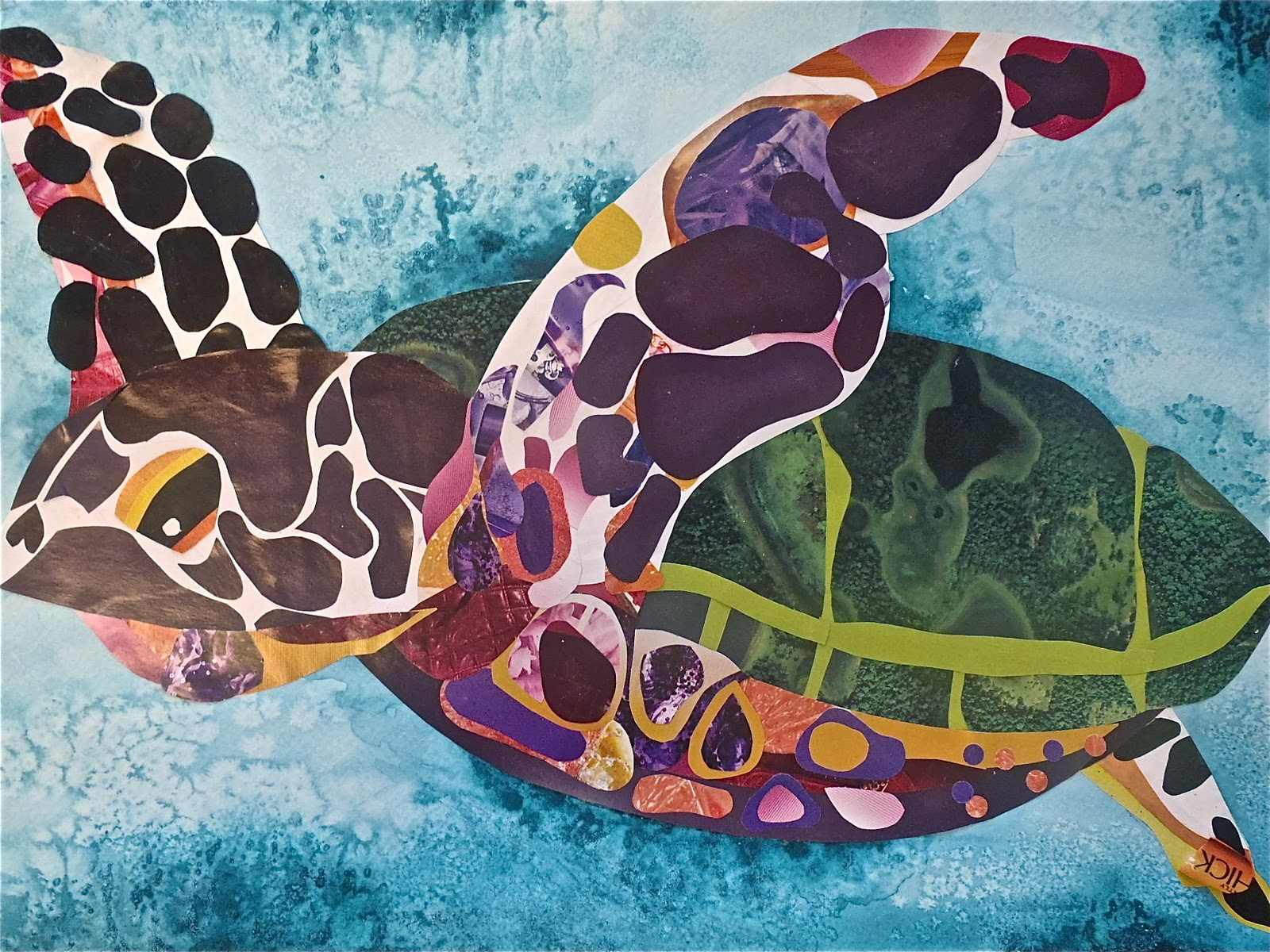 http://1.bp.blogspot.com/__qGPPbf0Yws/TT2RrrY54RI/AAAAAAAAALE/YCpn7M_ZqPE/s1600/The+Sea+Turtle%252C+Mixed+Media.JPG
