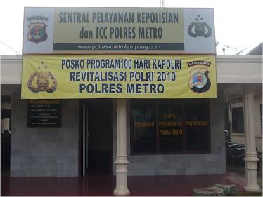 tcc polres polres metro