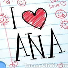 Ana in my heart
