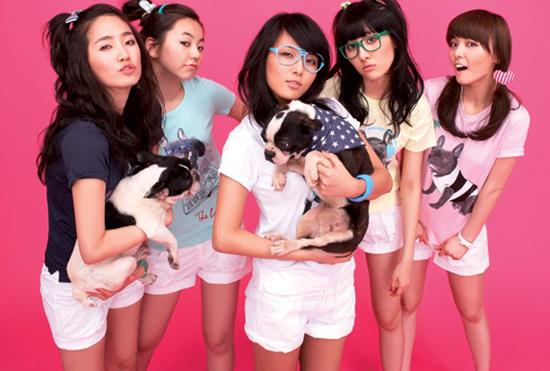 K-POP ROCK HOUSE YO: Wonder Girls Profile