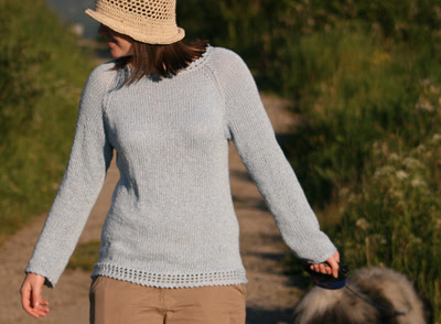 Ditte sin genser