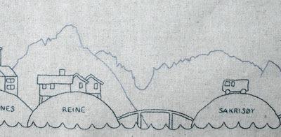 Reine, Sakrisøy