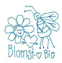 Blomst og bie