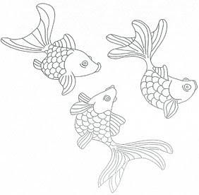 Fisketegning