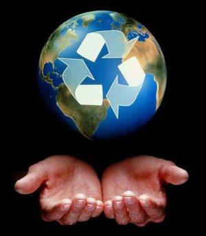 Recicle pois a vida continua