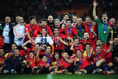 Espana Champeone