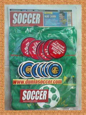merchandise soccer 3