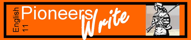 Pioneers Write