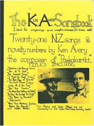 The Ken Avery Songbook<br>           - out of print -