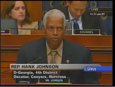 cspan hank johnson Democrat house judiciary comittee