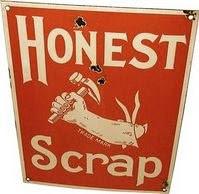 Honest Scrap!